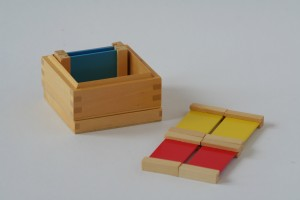 Colour box 1 (timber)