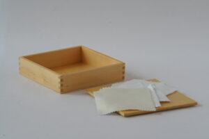 Fabric Box B (same colour fabric)