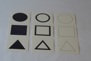 Cards For Geometric Demonstration Tray