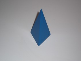 Triangular Based Pyramid