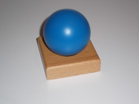 Sphere with Stand
