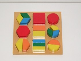 Decompose Geometry Tray