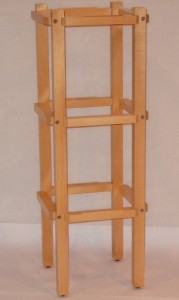 Dressing Frames Stand for 12 dressing frames