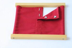 Hook & Eye Dressing Frame