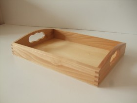 Medium-sized tray ( 32cm x 31.5  )