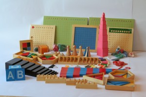 mini montessori Kit