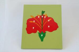 Big Flower Puzzle