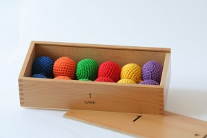 gift 1 - coloured yarn balls