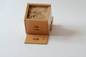 third block series b
