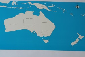 2 Control maps of Australia  (labelled +unlabelled)