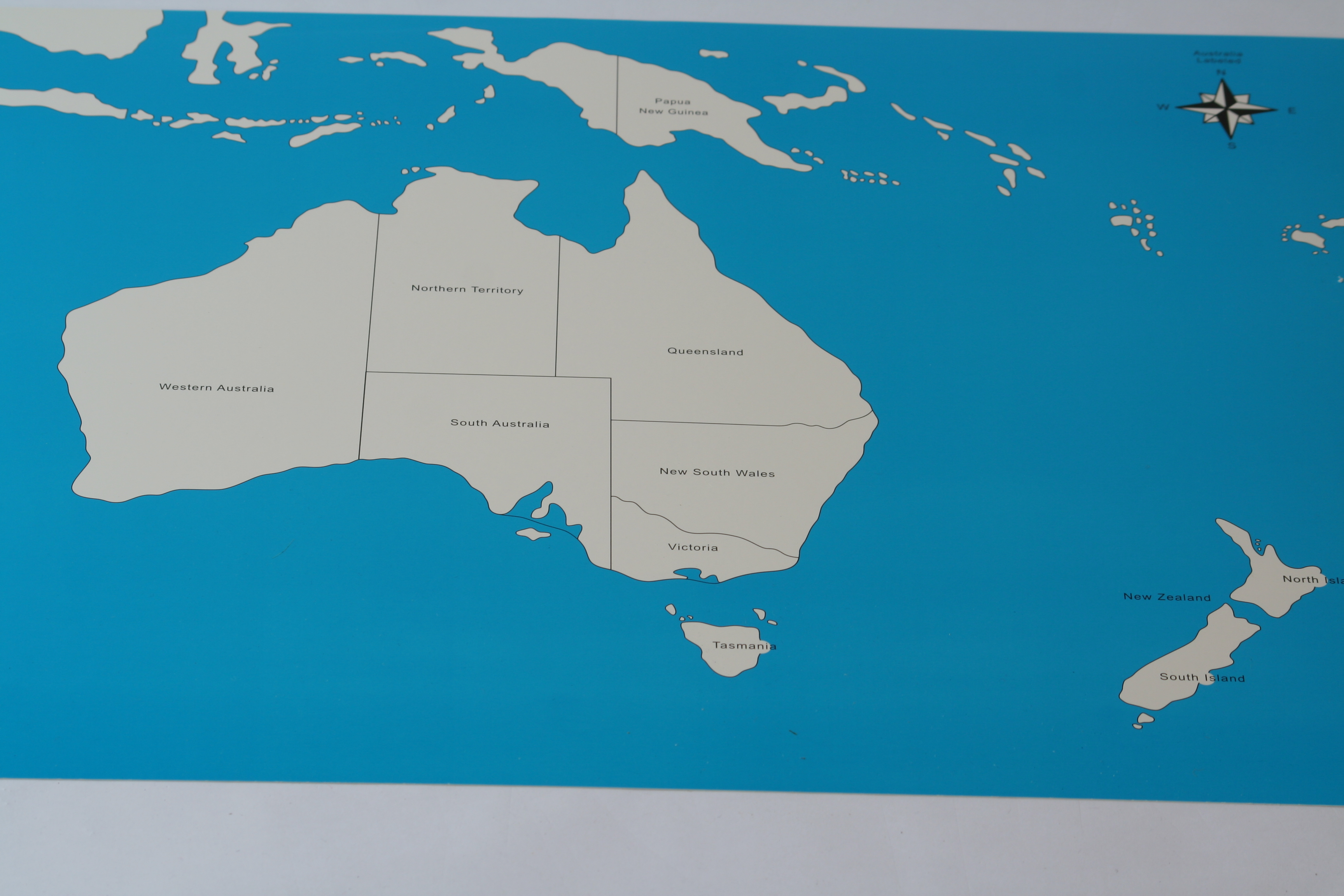 Map Of Australia Labelled.2 Control Maps Of Australia Labelled Unlabelled