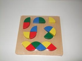 Quadrant puzzle