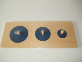 three circles puzzle