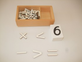 Arithmetic signs