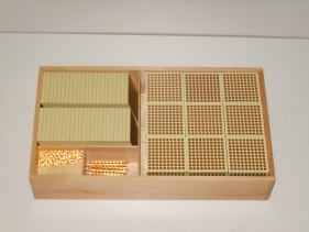 100-1000 cubes