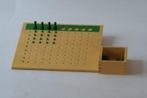 Division Bead Board