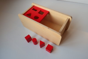 Imbucare box with flip lid (4 shapes)
