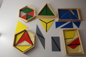Constructive Triangles - 5 Boxes