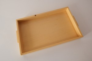 Tray for bead materials  (40 x 25 cm)