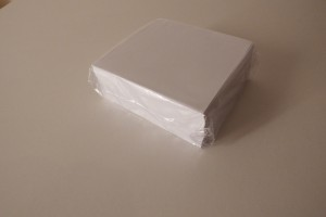 Inset paper 500 sheets