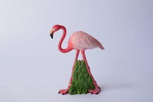 Flamingo                               L7.5  H 8.5 cm