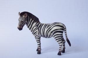Zebra                                      L 12  H 9.5 cm