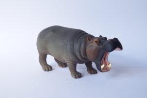 Hippo                                     L 13  H 6 cm