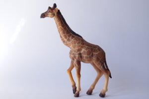 Giraffe                                   L 16  H 17 cm