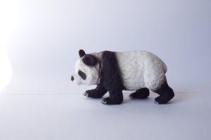 Panda                                     L 10  H 5 cm