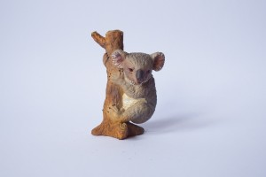 Koala                                       L 5  H 8 cm