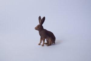 Hare                                         L 4.5  H 6 cm