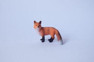 Fox                                           L 6  H 5 cm
