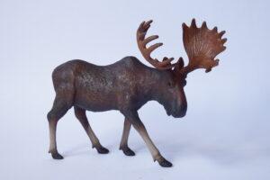 Moose                                    L 14  H 10 cm