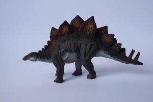 Stegosaurus                              L 17  H 9 cm