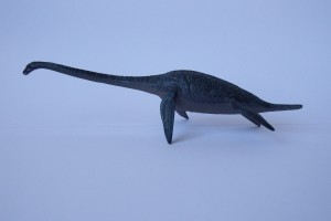 Hydrotherosaurus                  L 19  H 6 cm