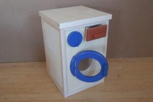Play washing machine         (34cm x 34cm x 50cm)