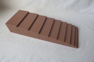 Broad Stair (Light Brown stair)