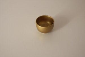 Wooden bowl for beads (6cm diameter)